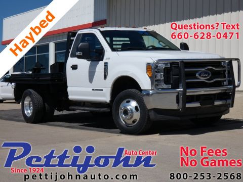 Pre-Owned 2017 Ford F-350SD XL 4WD 2D Standard Cab
