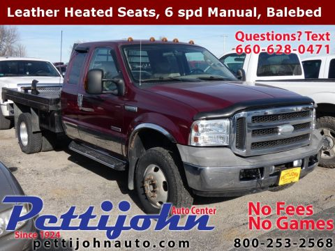 2005 Ford F-350SD XLT