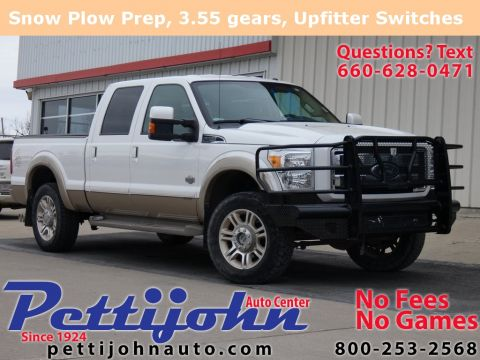 2013 Ford F-250SD King Ranch
