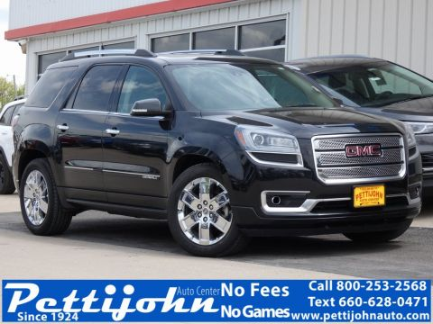 Pre-Owned 2014 GMC Acadia Denali AWD 4D Sport Utility