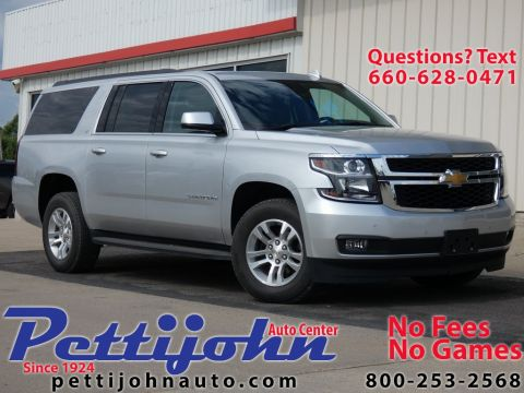Pre-Owned 2020 Chevrolet Suburban LT 4WD 4D Sport Utility