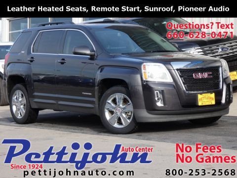 Pre-Owned 2014 GMC Terrain SLT-1 FWD 4D Sport Utility