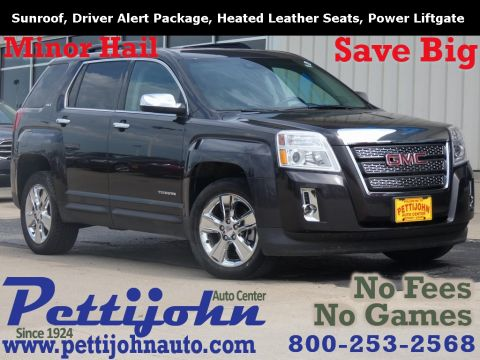 Pre-Owned 2015 GMC Terrain SLT-1 FWD 4D Sport Utility