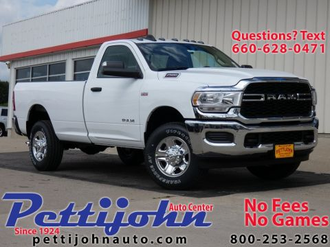 New 2020 RAM 2500 Tradesman 4WD Regular Cab