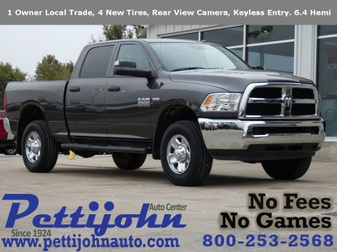 Pre-Owned 2016 Ram 2500 Tradesman 4WD 4D Crew Cab