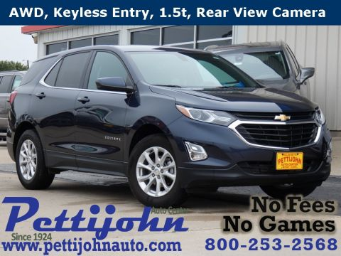 Pre-Owned 2019 Chevrolet Equinox LT AWD 4D Sport Utility