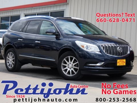 2017 Buick Enclave Convenience Group